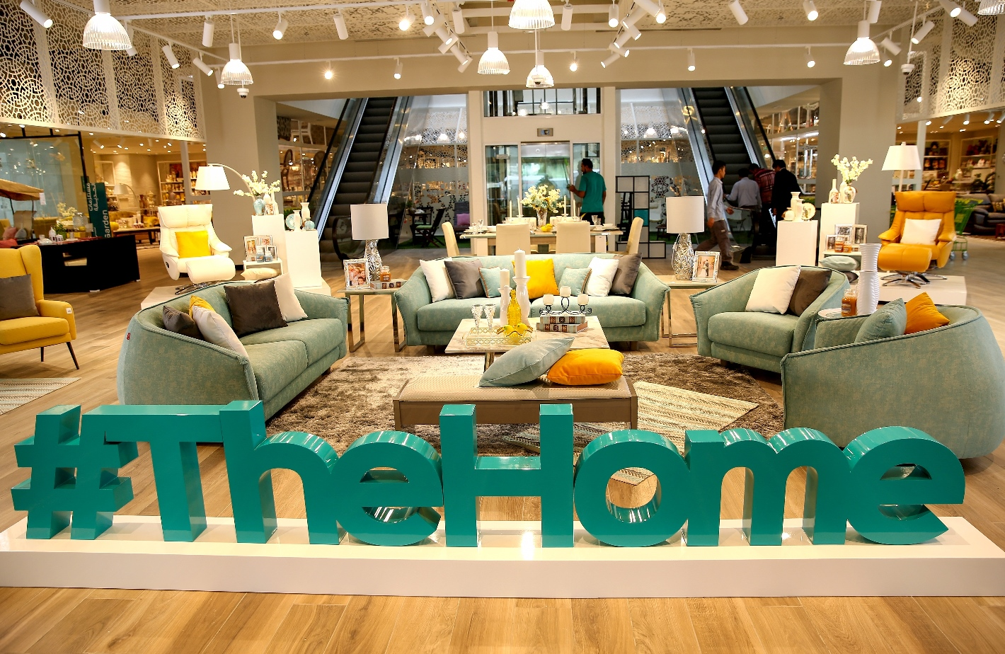 The Home Launches Its First Furniture Hyper Store In Dubai Hashtag Dubai