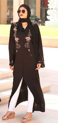 Max Launches Its Inaugural Abaya Collection Hashtag Dubai